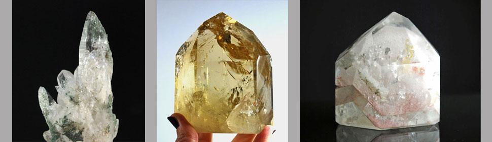 Earth Gallery Crystals